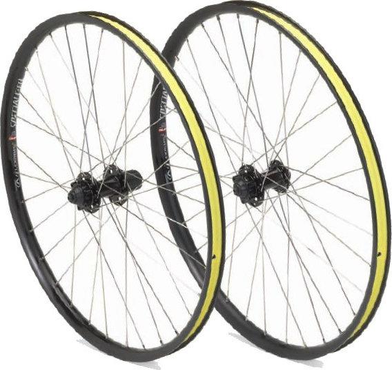 SPECIALIZED STOUT SL DISC WHEELSET BRN ANO - Alpha Bikes
