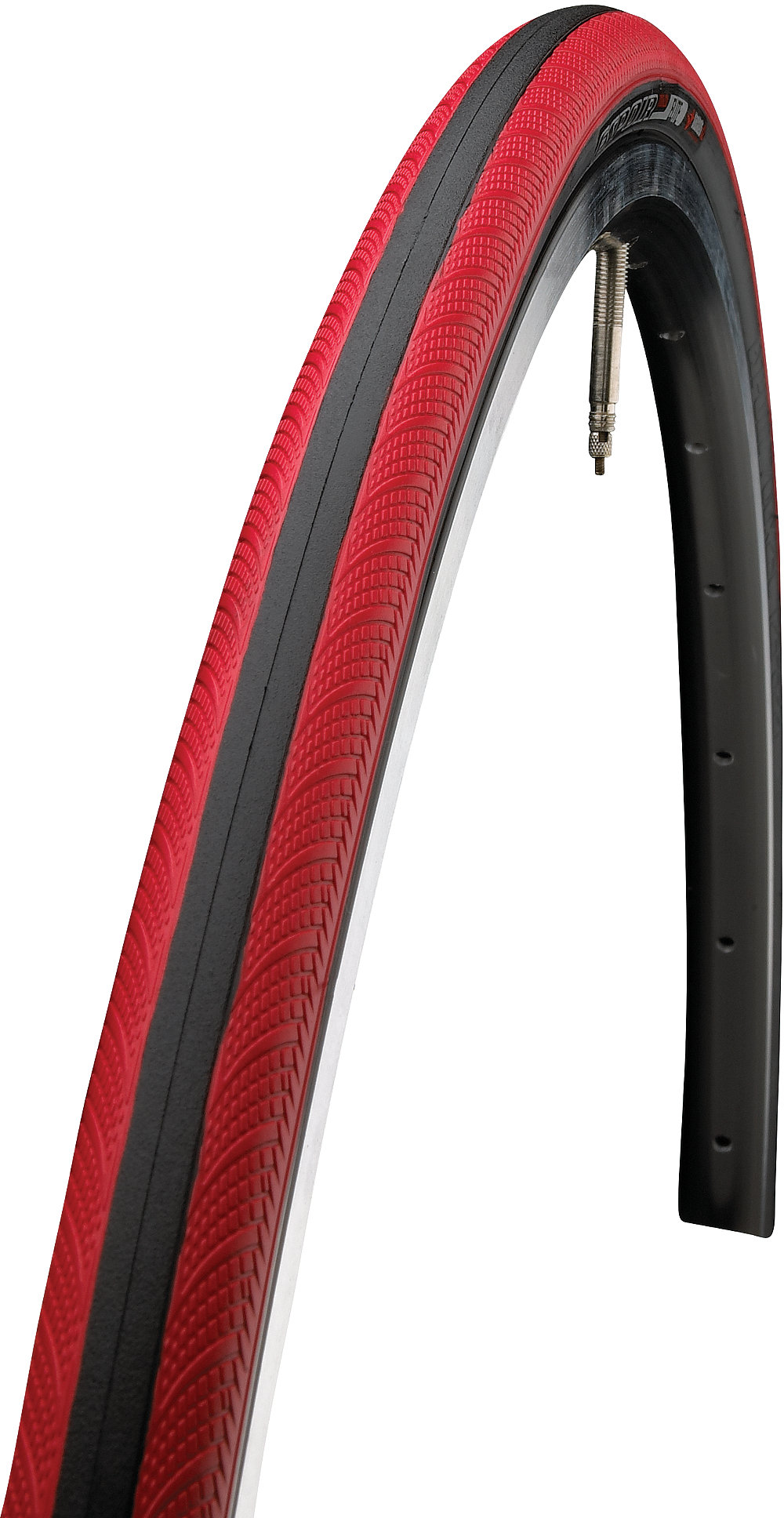 SPECIALIZED ESPOIR ELITE TIRE BLK/RED 700X23C - Alpha Bikes