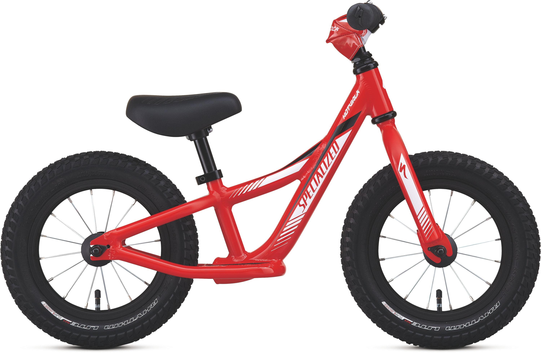 Specialized Hotwalk Boys Red/White/Black Hotwalk - Pulsschlag Bike+Sport