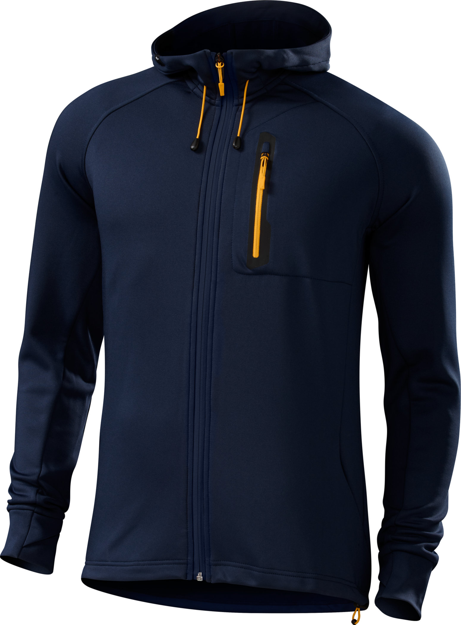 Specialized Therminal Mountain Jersey Navy Small - Alpha Bikes