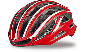S-WORKS PREVAIL II HELMET CE RED TEAM ASIA S