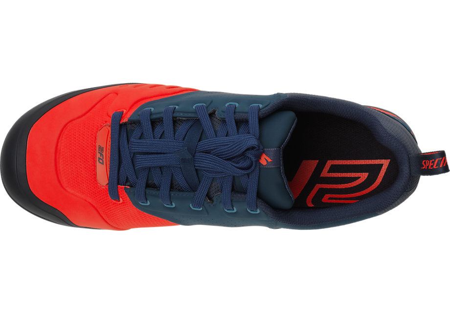 on wholesale super popular sneakers for cheap 2FO FLAT 2.0 MTB SHOE CSTBLU/RKTRED 40(40 キャスト ブルー/ロケット ...
