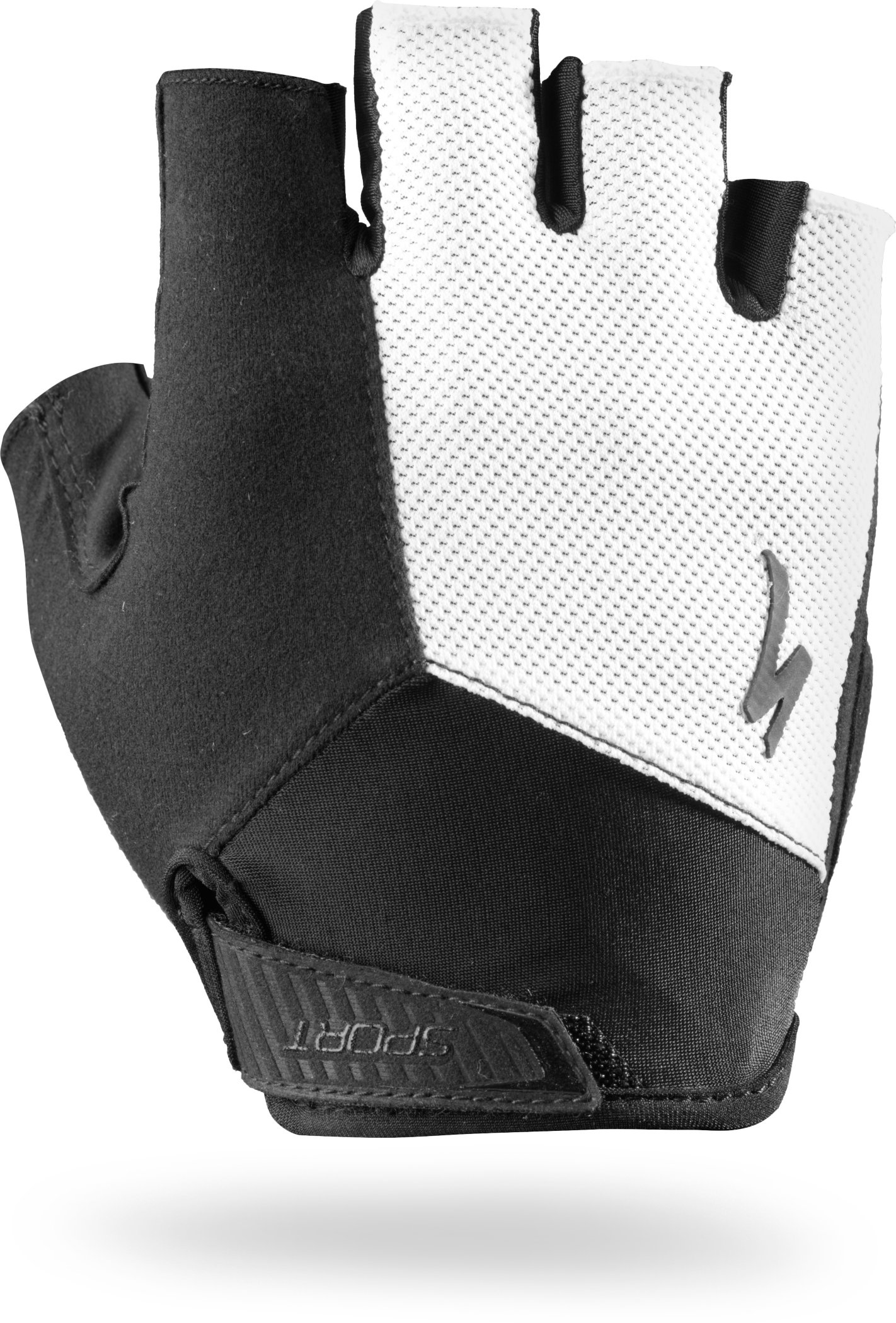 SPECIALIZED BG SPORT GLOVE SF BLK/WHT S - Bikedreams & Dustbikes