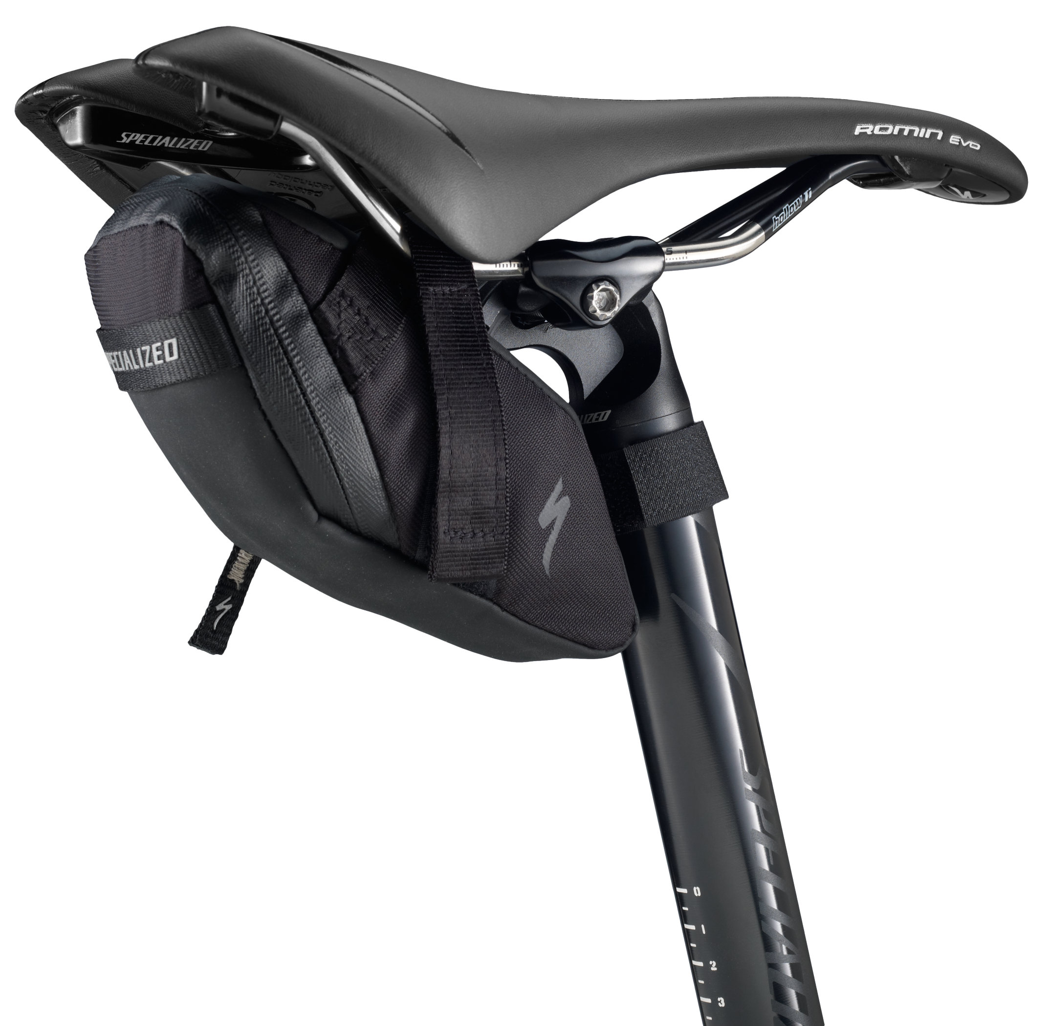SPECIALIZED MICRO WEDGIE SEAT BAG BLK - SPECIALIZED MICRO WEDGIE SEAT BAG BLK