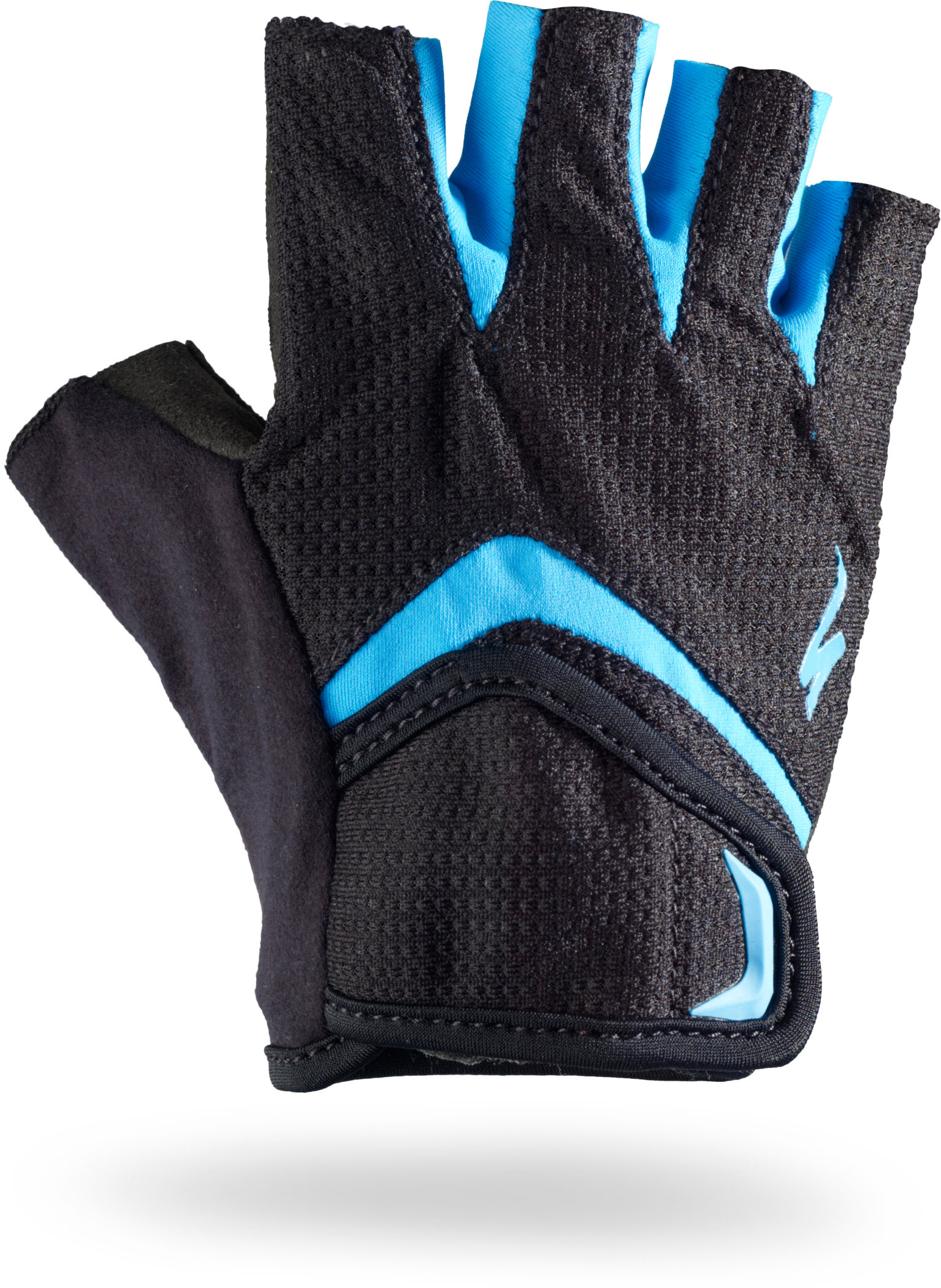 SPECIALIZED BG KIDS GLOVE SF BLK/BLU L - Pulsschlag Bike+Sport