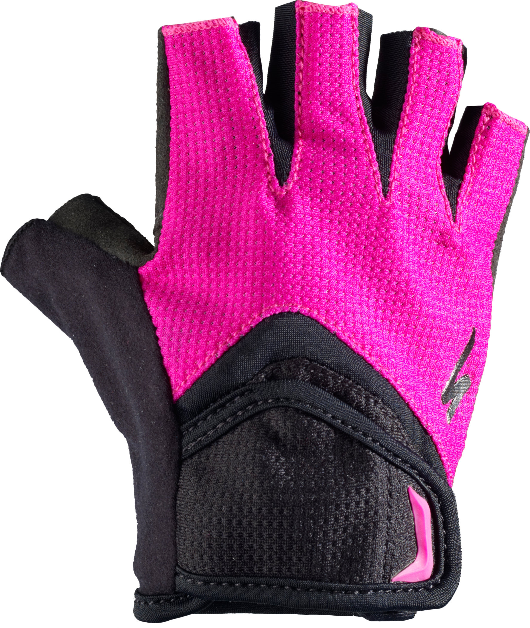 SPECIALIZED BG KIDS GLOVE SF BLK/PNK L - Pulsschlag Bike+Sport
