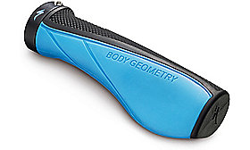 BODY GEOMETRY CONTOUR XC GRIP BLK/CYAN