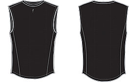 SL BASELAYER SVL BLK S
