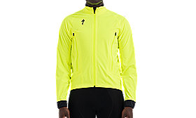 DEFLECT H2O ROAD JACKET NEON YEL M
