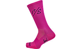 ROAD TALL SOCK SAGAN COLL MAGENTA UNDRX M