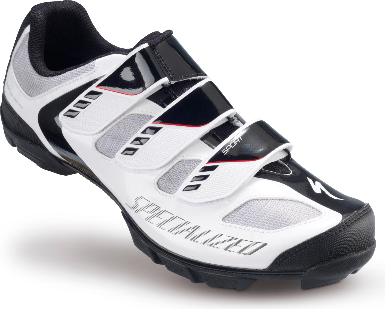Specialized Sport MTB White/Black 46/12.25 - Alpha Bikes