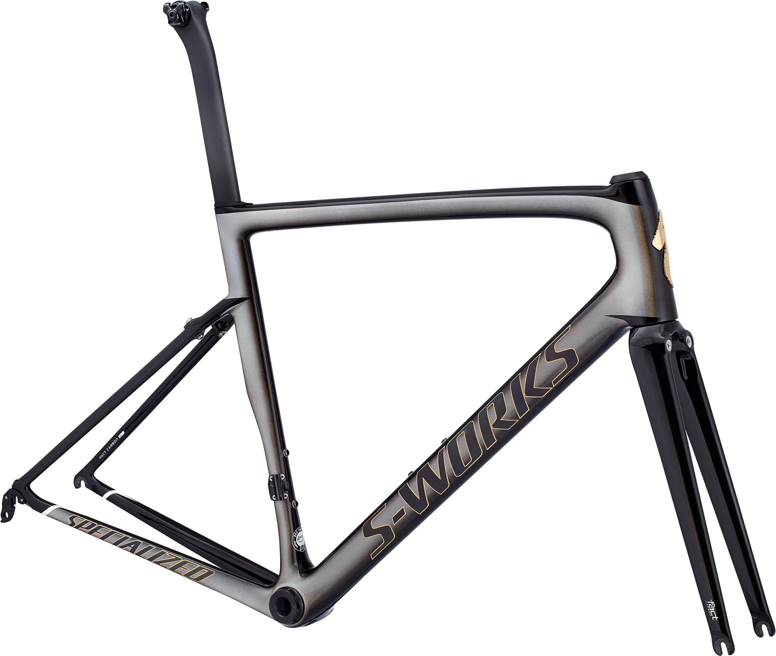 Specialized S-Works Tarmac Sagan Superstar Frameset Sagan Superstar 49 - Pulsschlag Bike+Sport