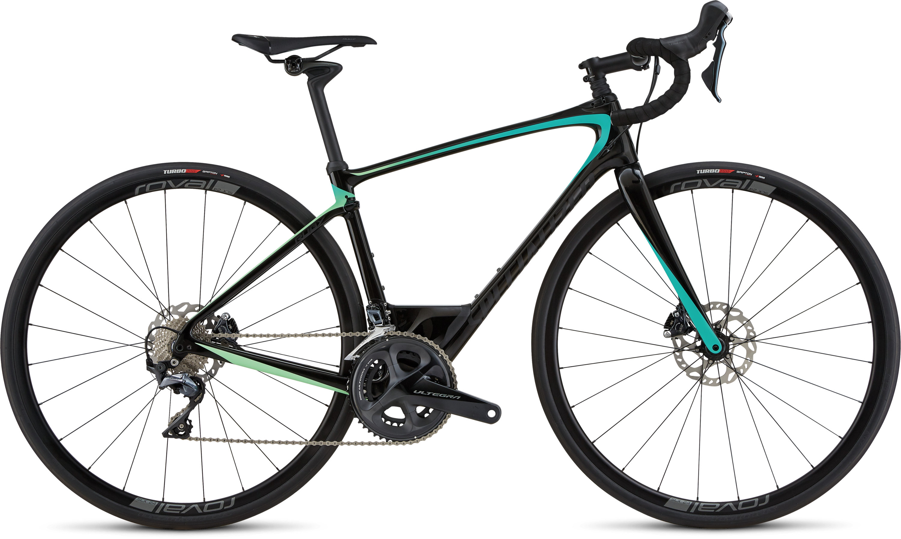 Specialized Ruby Expert Gloss  Satin / Tarmac Black / Cali Fade /  Black 44 - Pulsschlag Bike+Sport