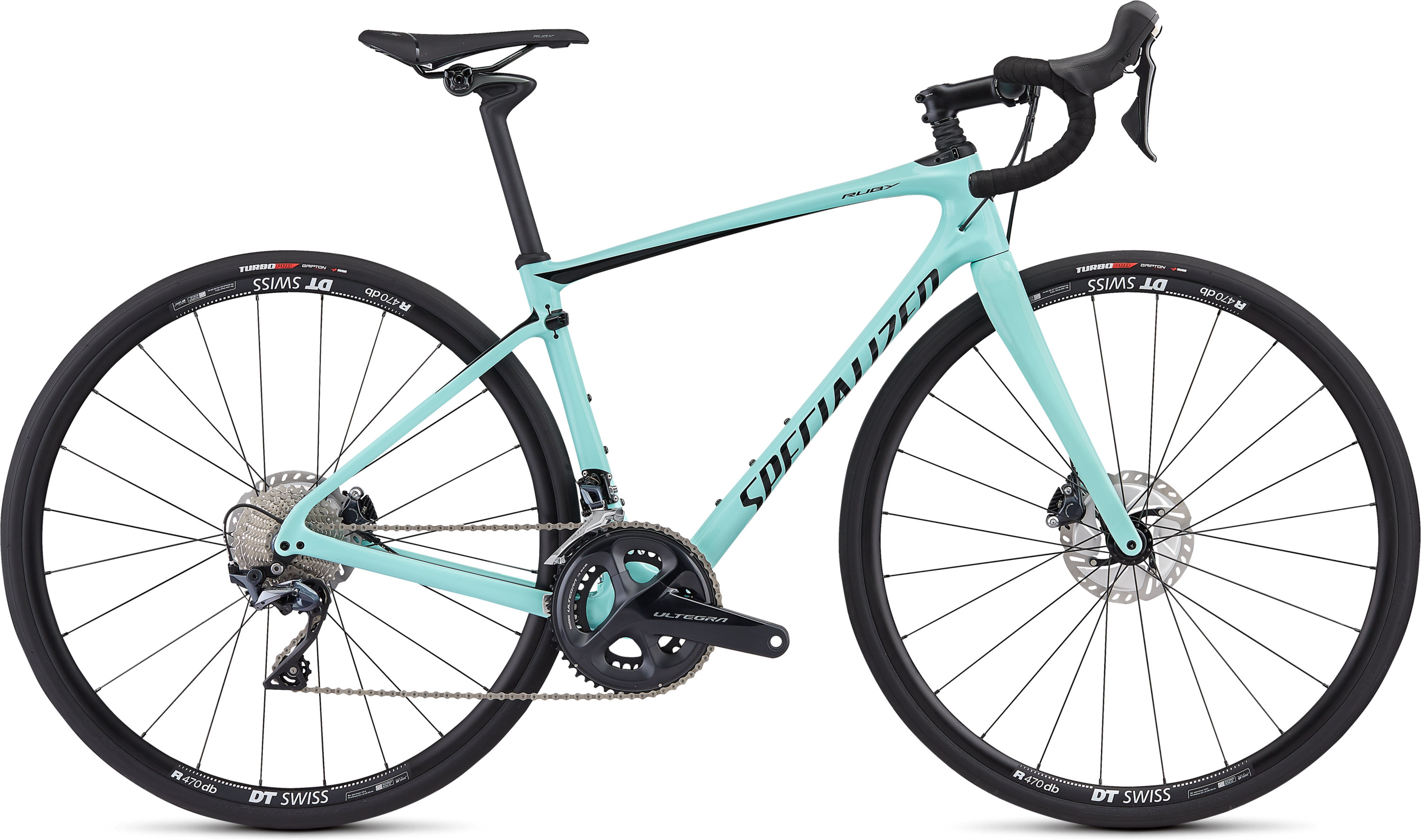 Specialized Ruby Comp Gloss/Mint Cosmic/Black 44 - Pulsschlag Bike+Sport