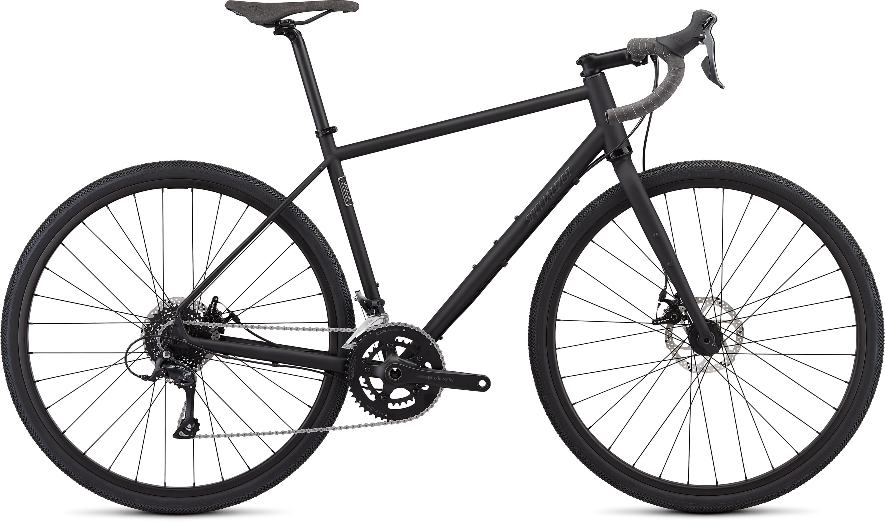 Specialized Sequoia Black/Charcoal Reflective 50 - Pulsschlag Bike+Sport