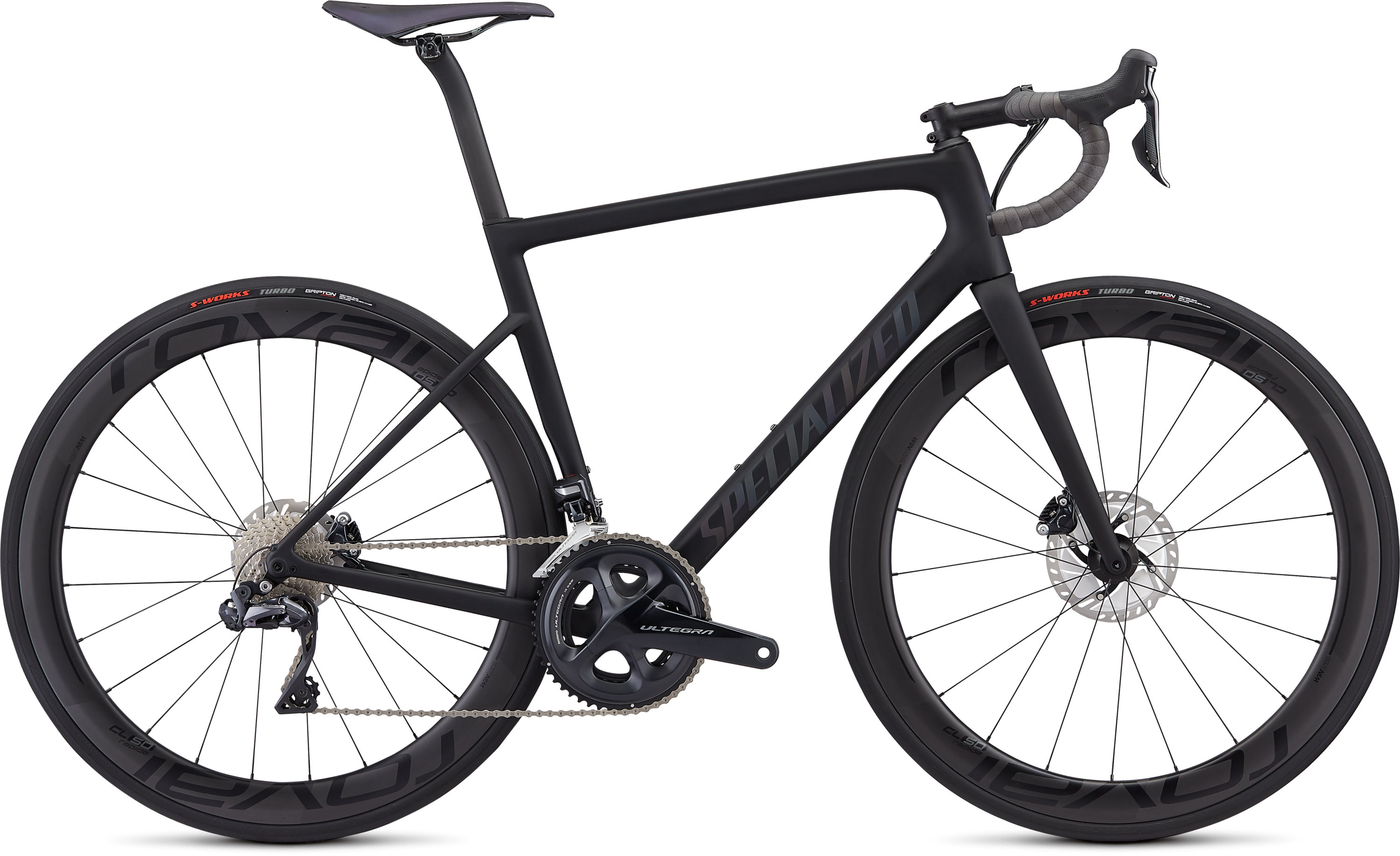 Specialized Men´s Tarmac Disc Pro Black/Holographic Black 56 - Specialized Men´s Tarmac Disc Pro Black/Holographic Black 56