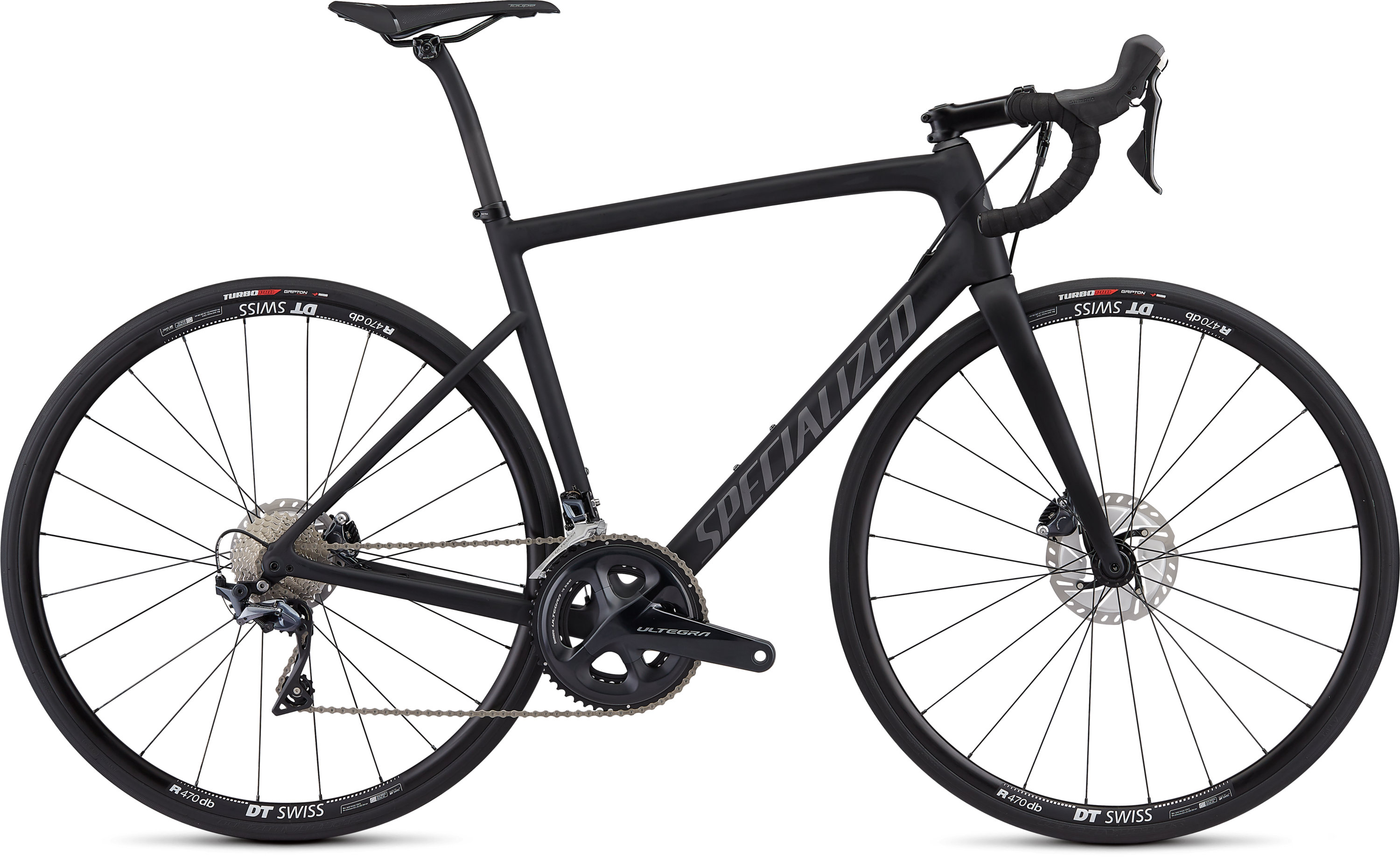 Specialized Men´s Tarmac Disc Comp Satin Black/Black Reflective/Clean 49 - Pulsschlag Bike+Sport