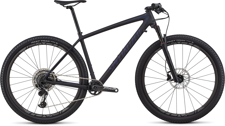 Specialized Men´s Epic Hardtail Pro SATIN BLACK / CHAMELEON S - Pulsschlag Bike+Sport