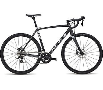 Specialized CruX Sport E5 SATIN NEARLY BLACK / CHARCOAL / FLAKE SILVER 49 - Pulsschlag Bike+Sport
