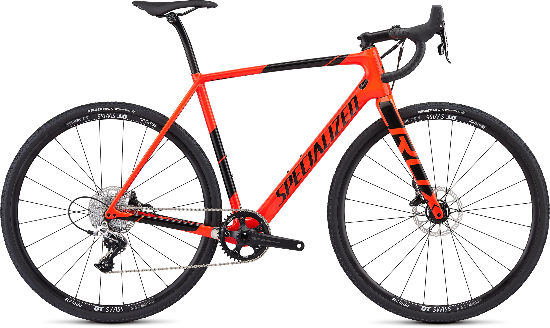 Specialized CruX Elite Rocket Red/Tarmac Black 49 - Pulsschlag Bike+Sport