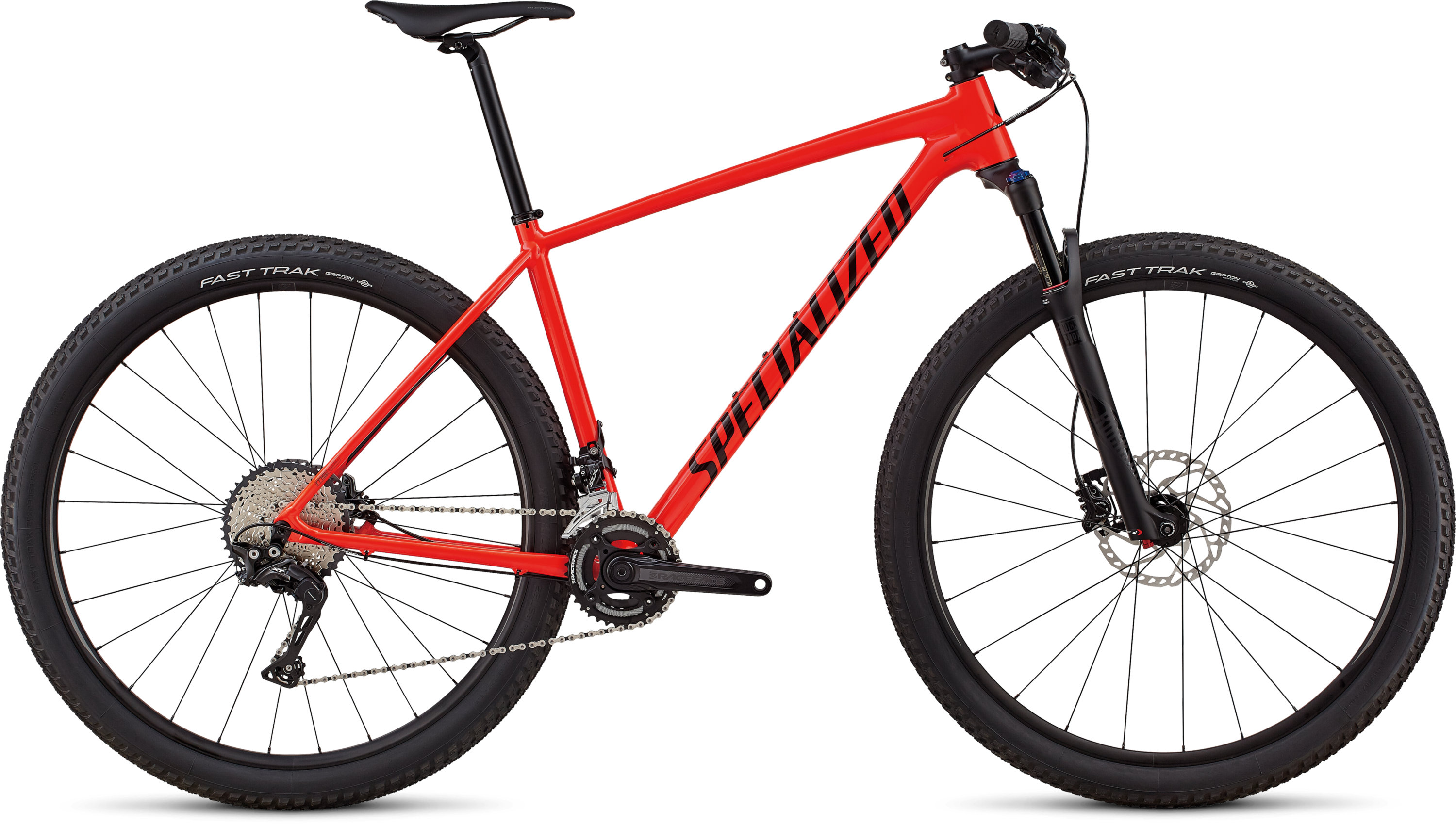 Specialized Men´s Chisel Expert - 2x Gloss Rocket Red / Black L - Pulsschlag Bike+Sport