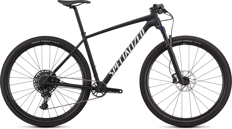 Specialized Men´s Chisel Expert Satin Gloss Black/White L - Pulsschlag Bike+Sport