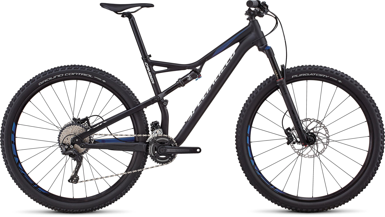 Specialized Men´s Camber Comp 29 SATIN BLACK / CHAMELEON / WHITE L - Pulsschlag Bike+Sport
