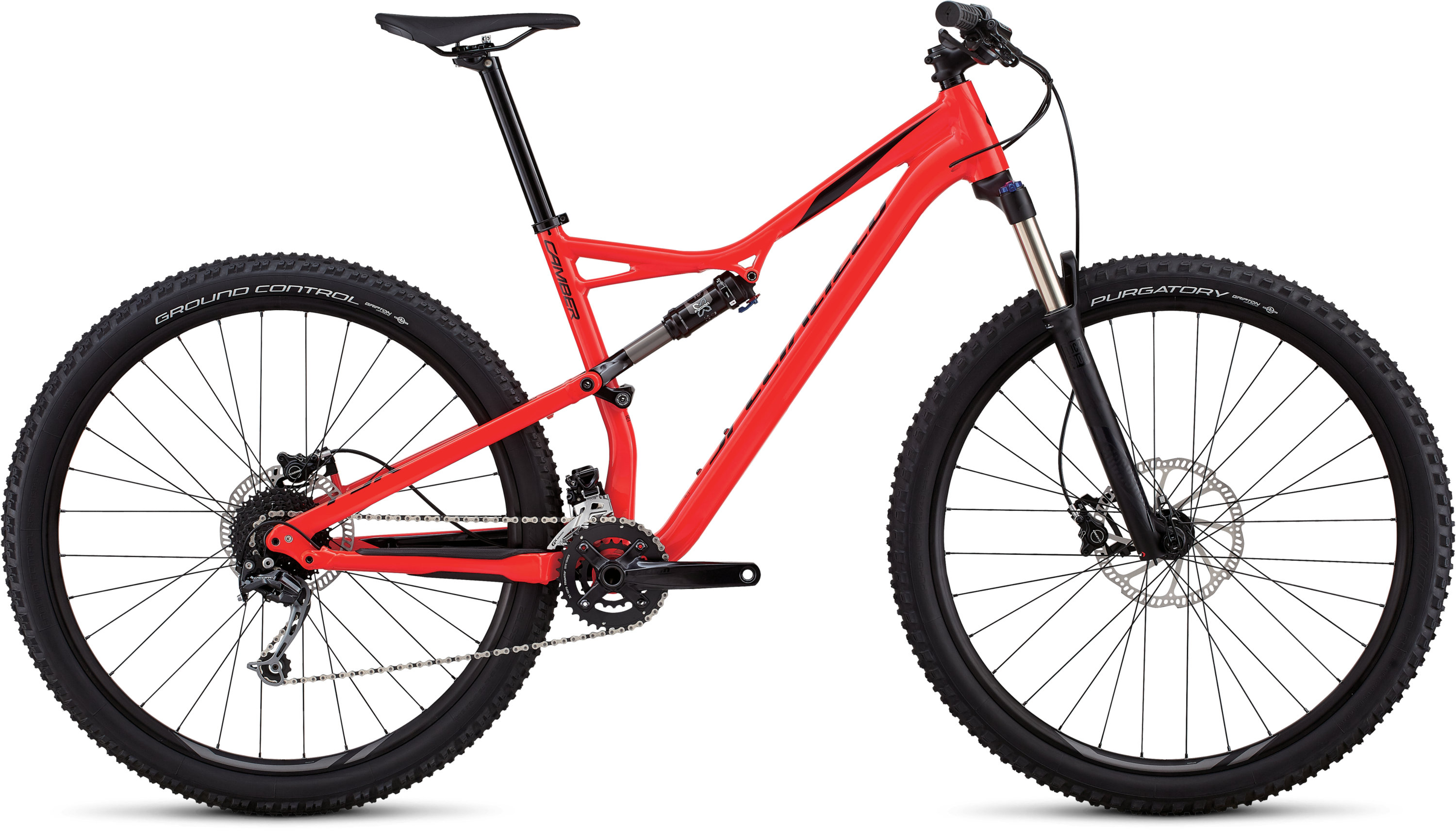 Specialized Men´s Camber 29 GLOSS ROCKET RED / BLACK L - Pulsschlag Bike+Sport