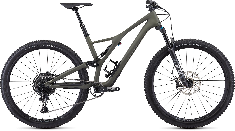 Specialized Men´s Stumpjumper ST Comp Carbon 29 12-speed SATIN / OAK / EAST SIERRAS L - Pulsschlag Bike+Sport
