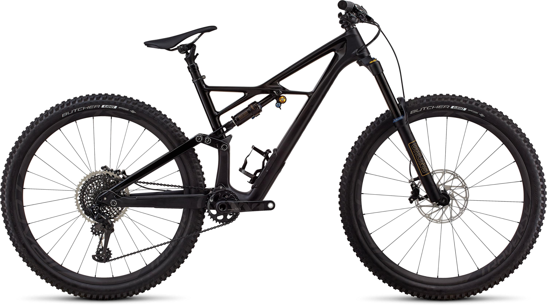 Specialized S-Works Enduro 29/6Fattie GLOSS SATIN BLACK / BLACK L - Pulsschlag Bike+Sport
