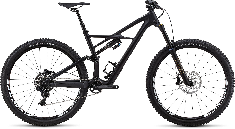 Specialized Enduro Elite 29/6Fattie SATIN BLACK / WHITE L - Pulsschlag Bike+Sport