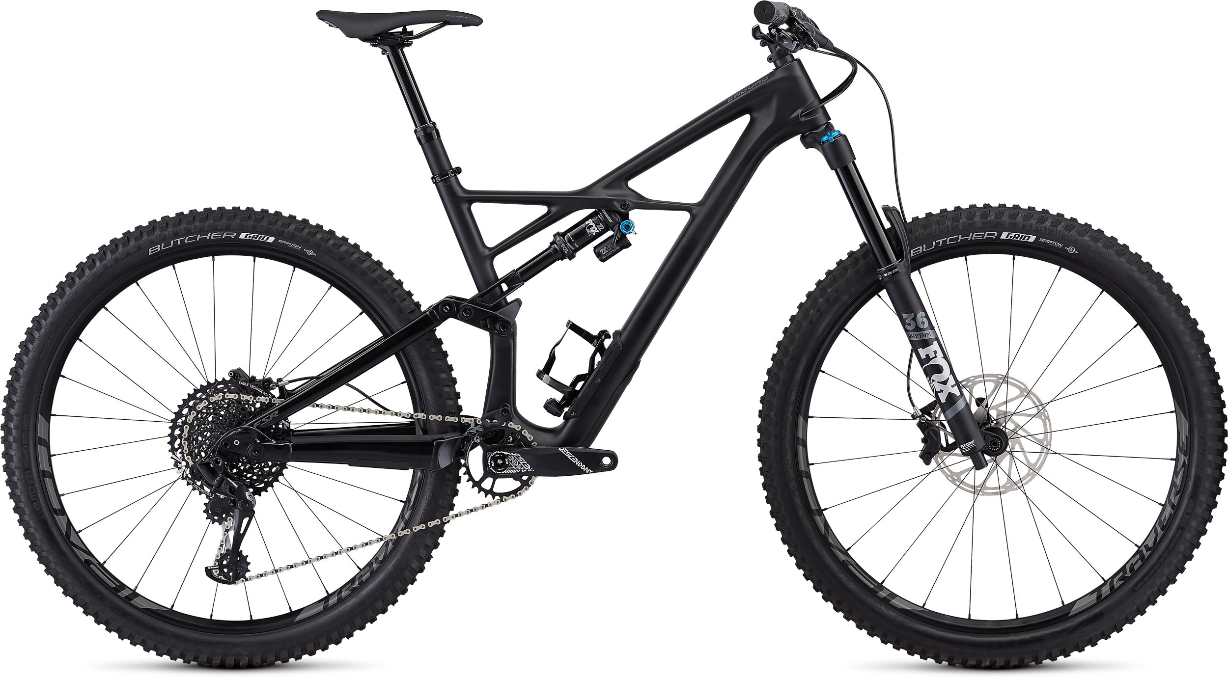 Specialized Enduro Elite 29 SATIN GLOSS CARBON/CHARCOAL M - Pulsschlag Bike+Sport