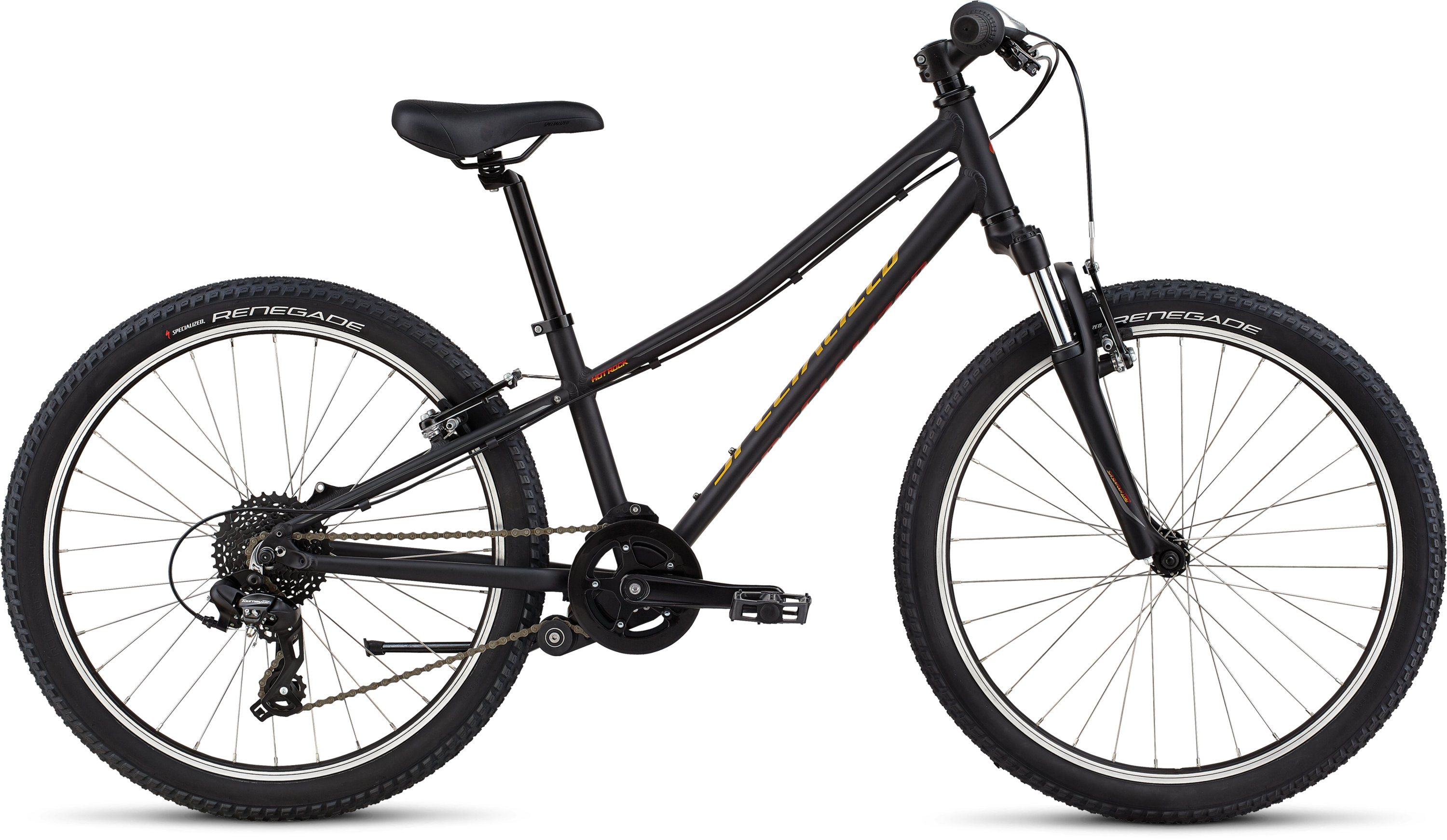 Specialized Hotrock 24 Black/74 Fade 11 - Pulsschlag Bike+Sport