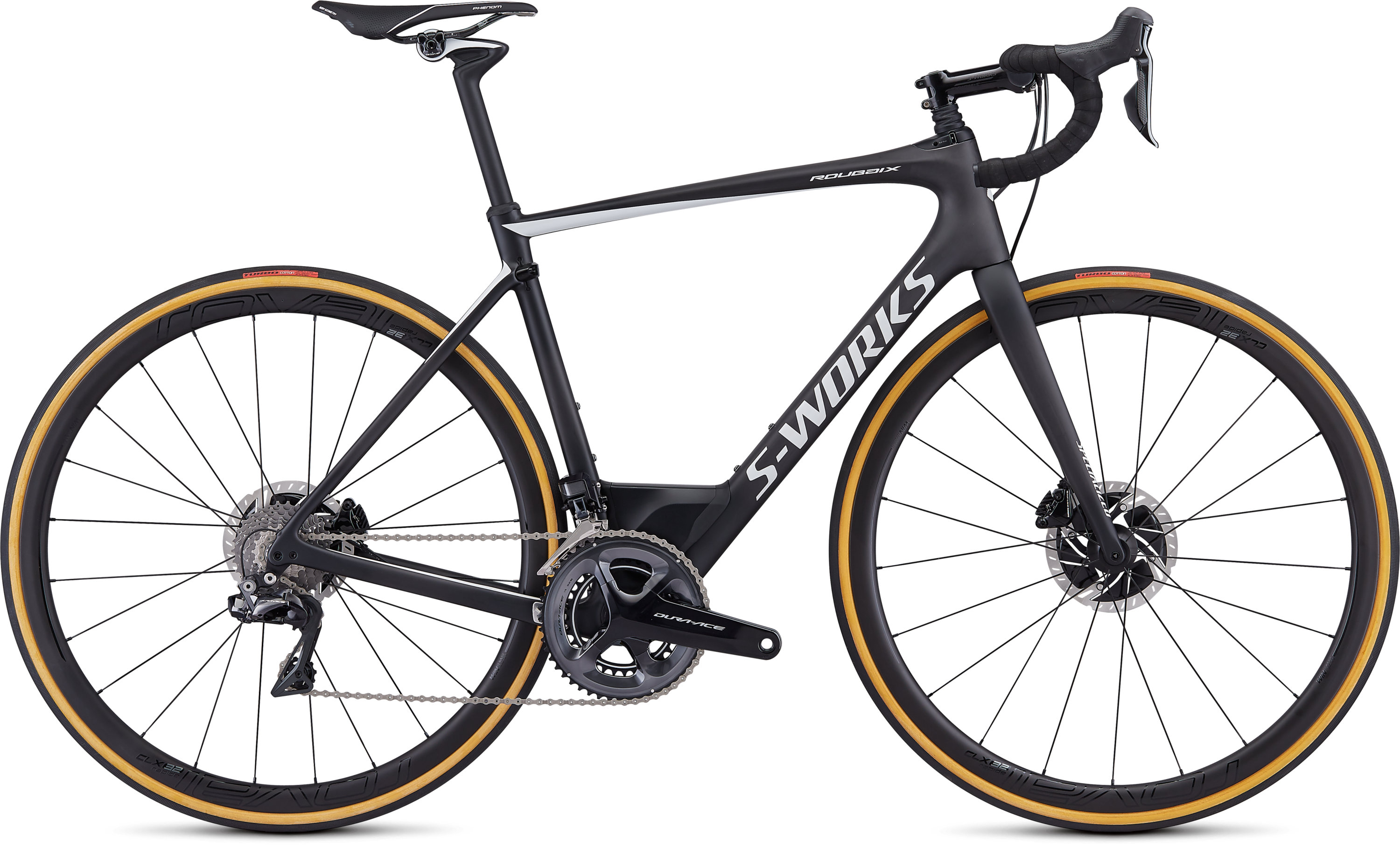 Specialized S-Works Roubaix Satin Carbon/Metallic White Silver 56 - Pulsschlag Bike+Sport