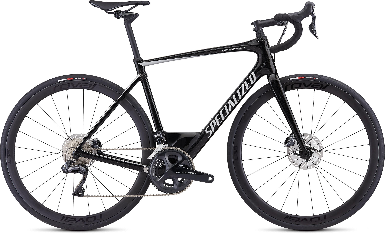 Specialized Roubaix Expert UDi2 Gloss Cosmic Black/Kool Silver 49 - Pulsschlag Bike+Sport