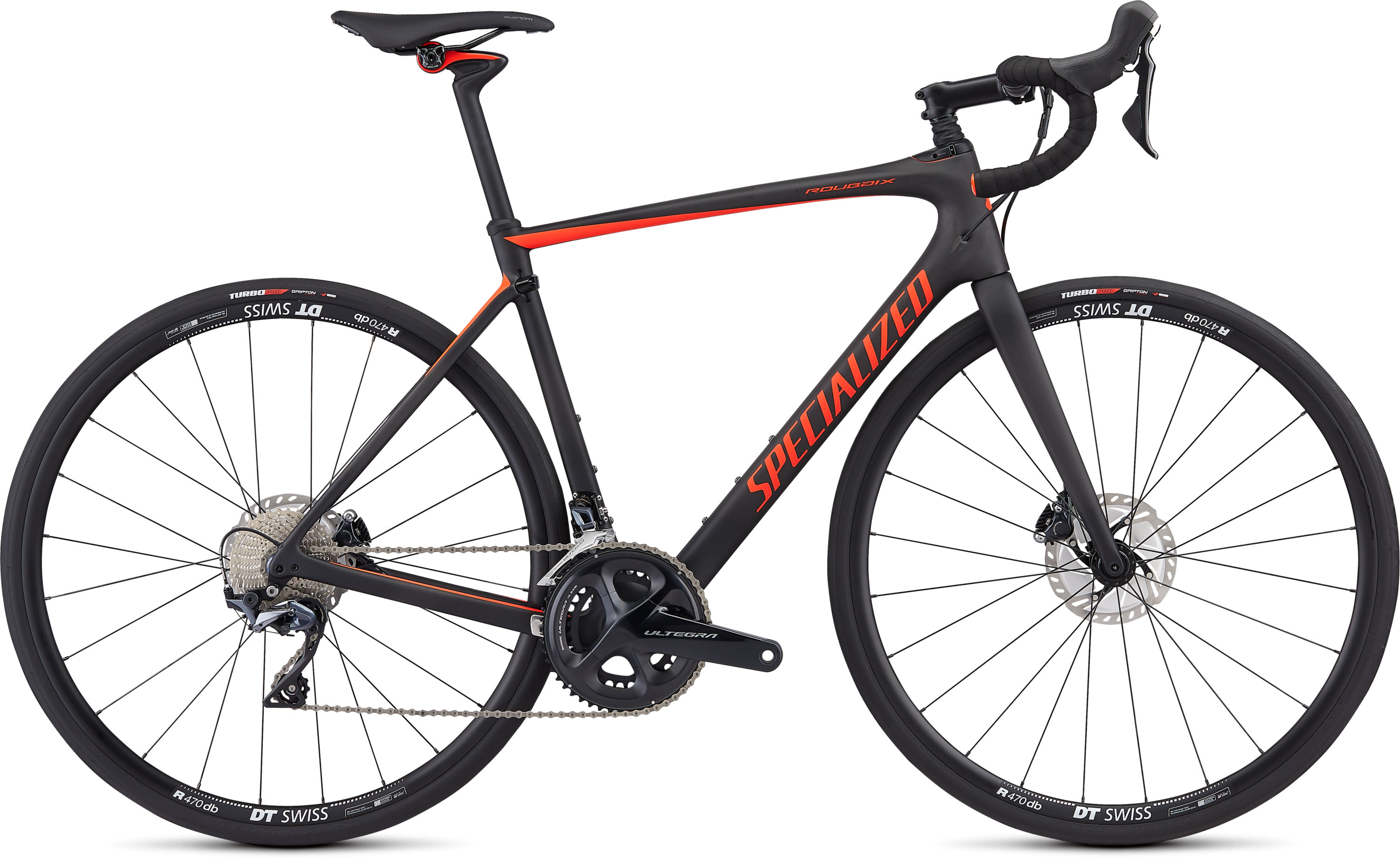 Specialized Roubaix Comp Satin Carbon /Rocket Red 61 - Pulsschlag Bike+Sport