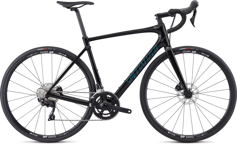 Specialized Roubaix Sport Gloss Tarmac Black/Oil 49 - Pulsschlag Bike+Sport