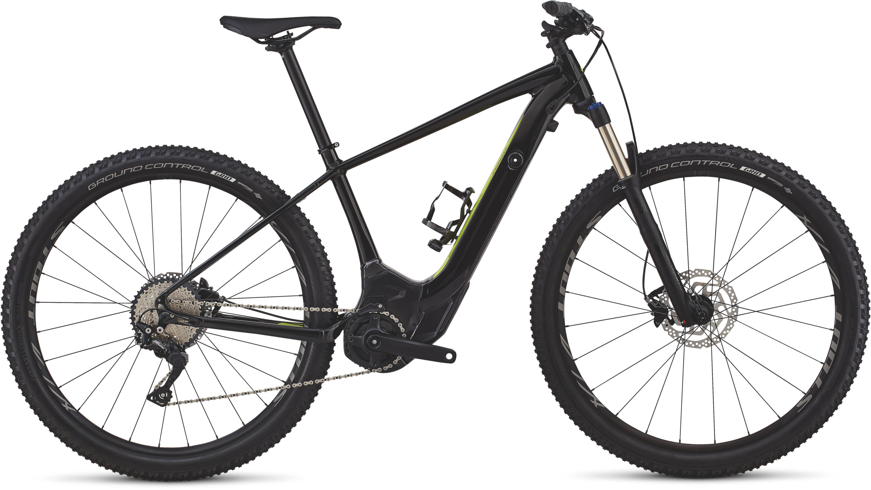 Specialized Men´s Turbo Levo Hardtail 29 Black / Hyper L - schneider-sports