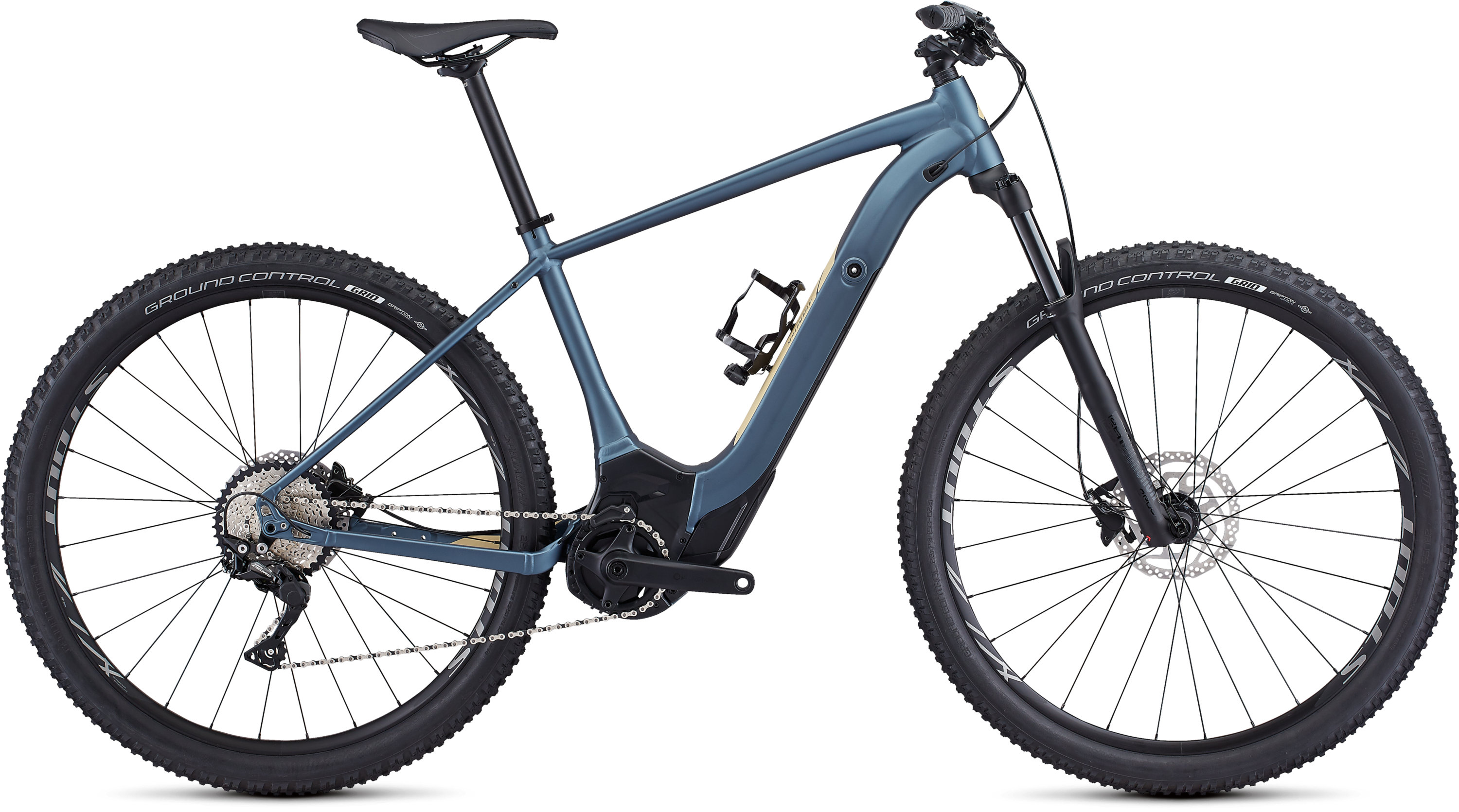 Specialized Men´s Turbo Levo Hardtail Comp 29 Cast Battleship/Mojave S - Pulsschlag Bike+Sport