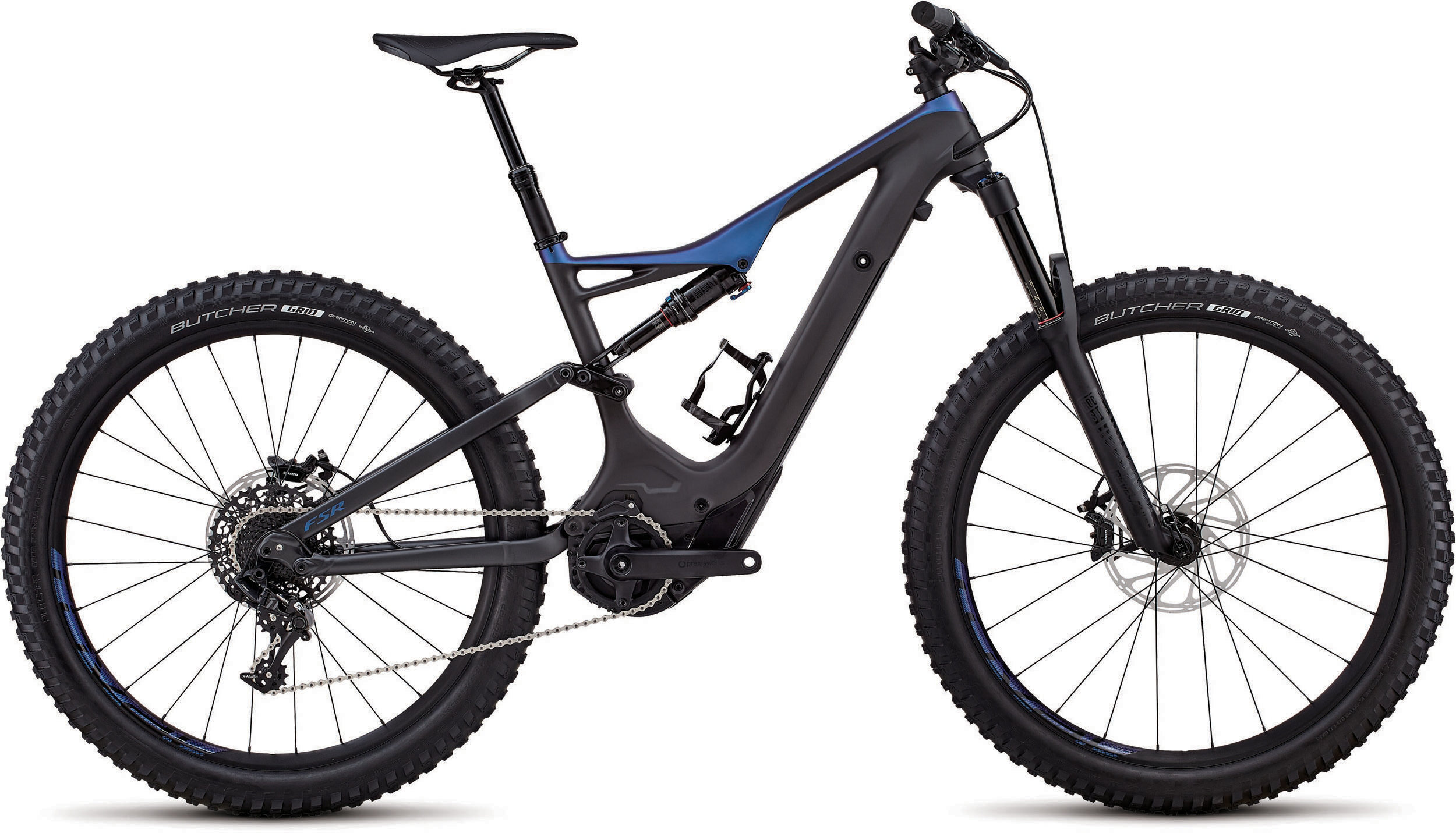 Specialized Men´s Turbo Levo FSR Comp Carbon 6Fattie/29 Satin Carbon / Chameleon L - schneider-sports