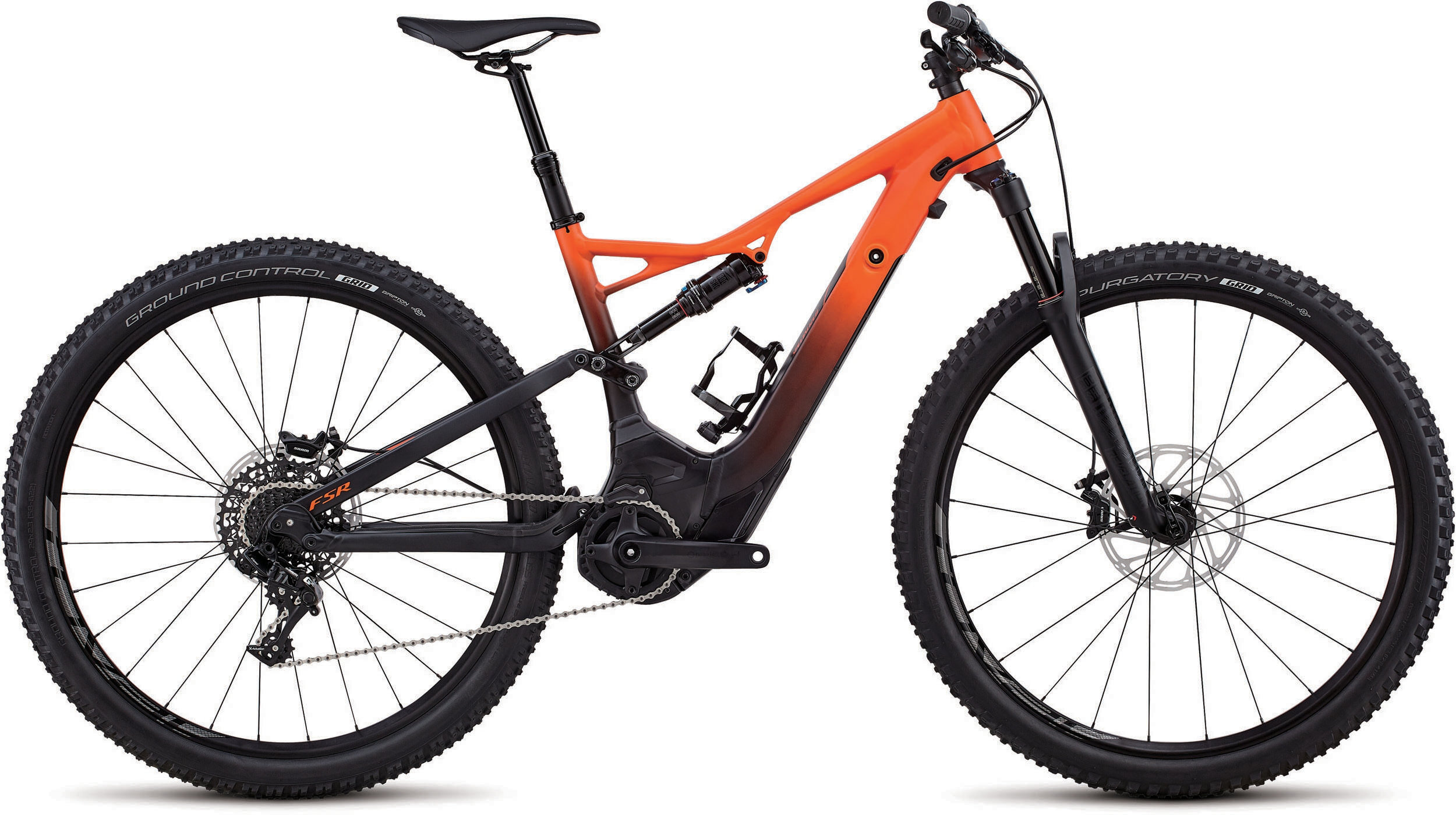 Specialized Men´s Turbo Levo FSR Short Travel Comp 29 Moto Orange / Black L - schneider-sports