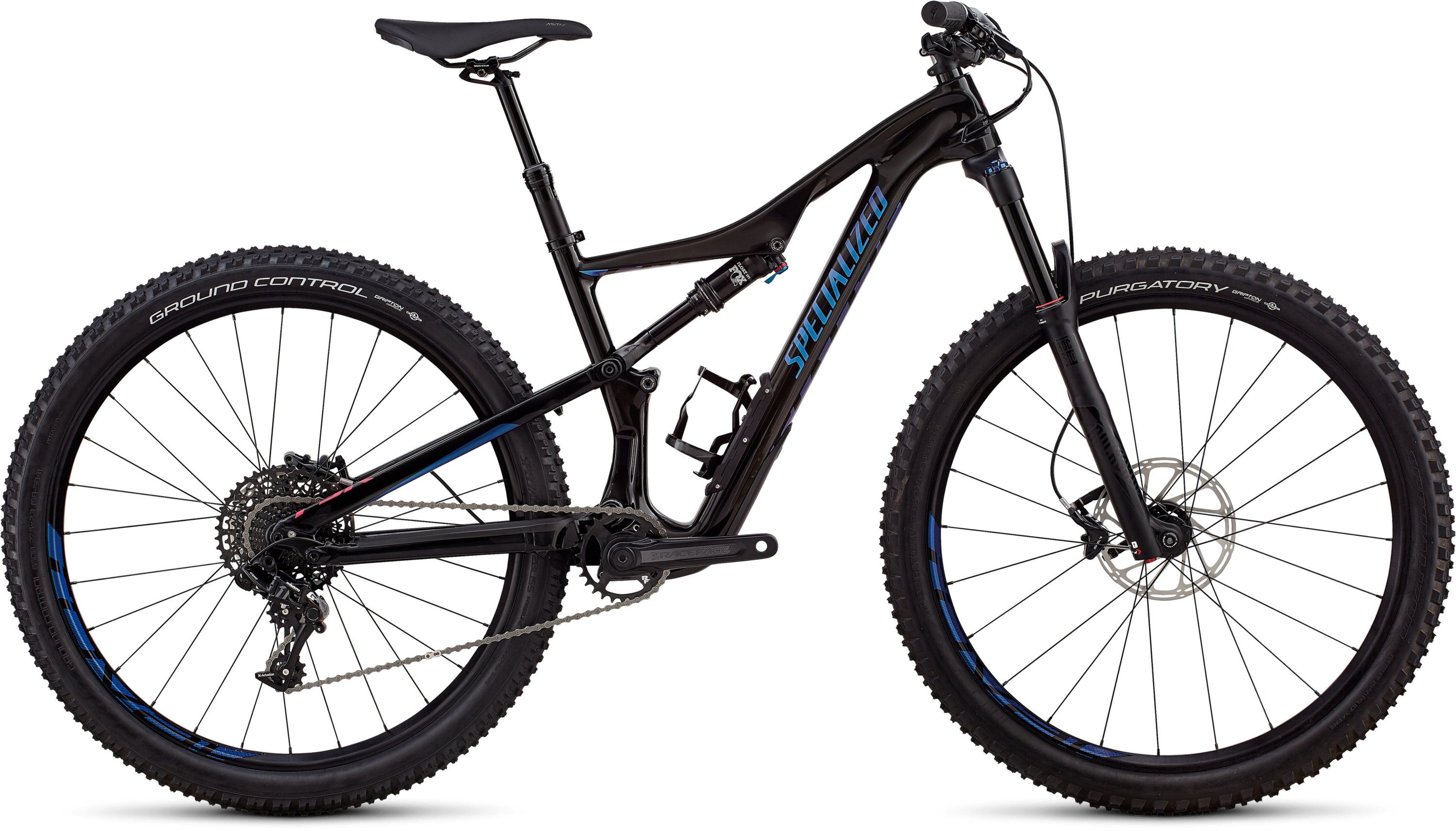 Specialized Women´s Camber Comp Carbon 27.5 Gloss Black Tint Carbon / Chameleon Decals L - Pulsschlag Bike+Sport