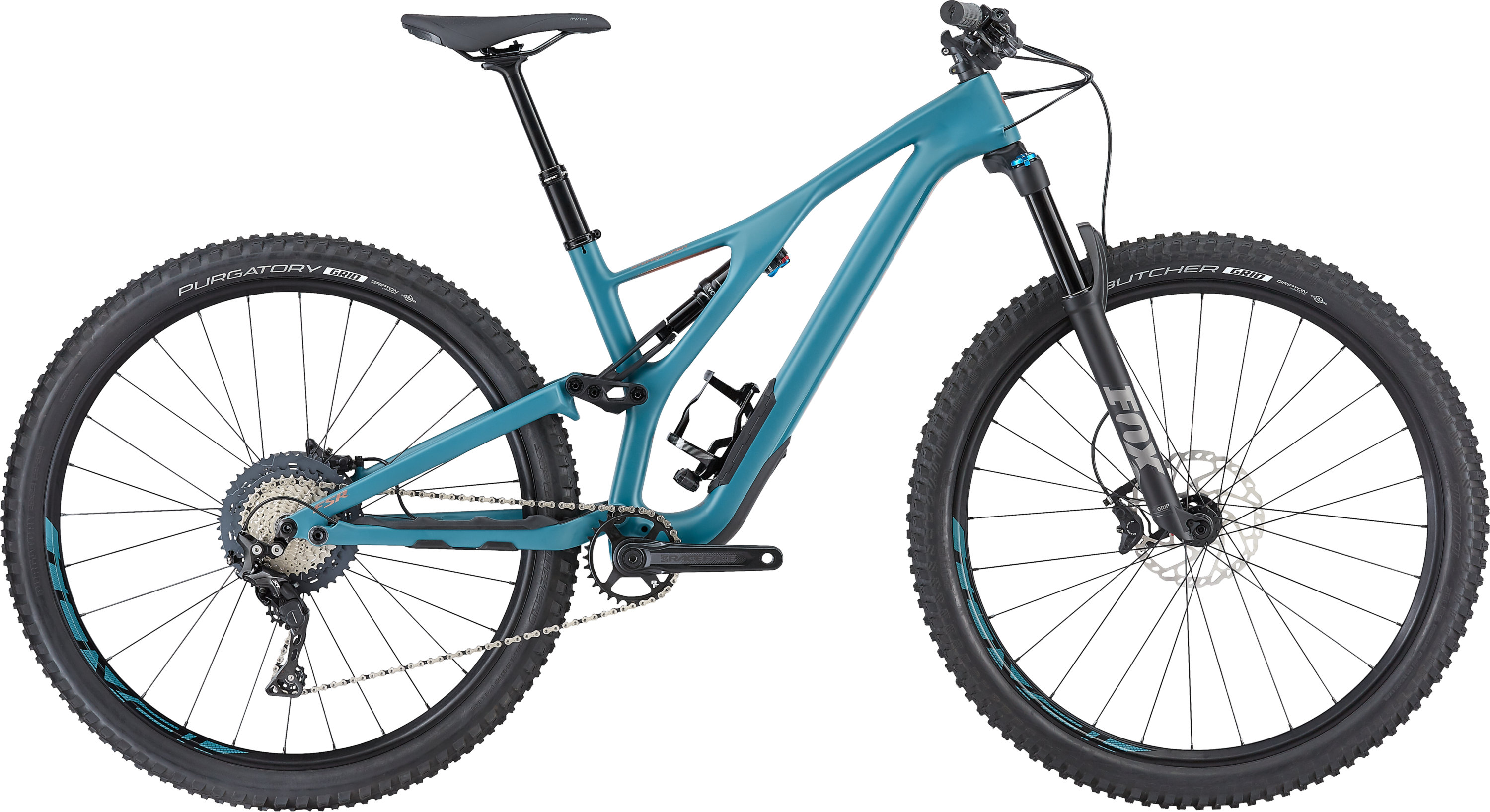 Specialized Women´s Stumpjumper ST Comp Carbon 29 Satin/Dusty Turquoise/Copper L - Pulsschlag Bike+Sport