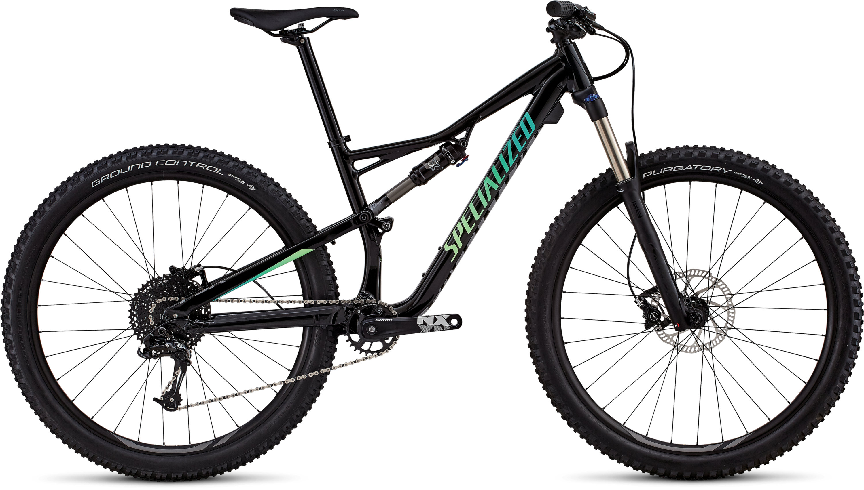 Specialized Women´s Camber 27.5 Gloss Tarmac Black / Cali Fade L - Pulsschlag Bike+Sport