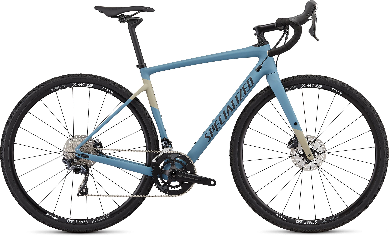 Specialized Men´s Diverge Comp Satin Storm Grey/East Sierras/Black 48 - Pulsschlag Bike+Sport