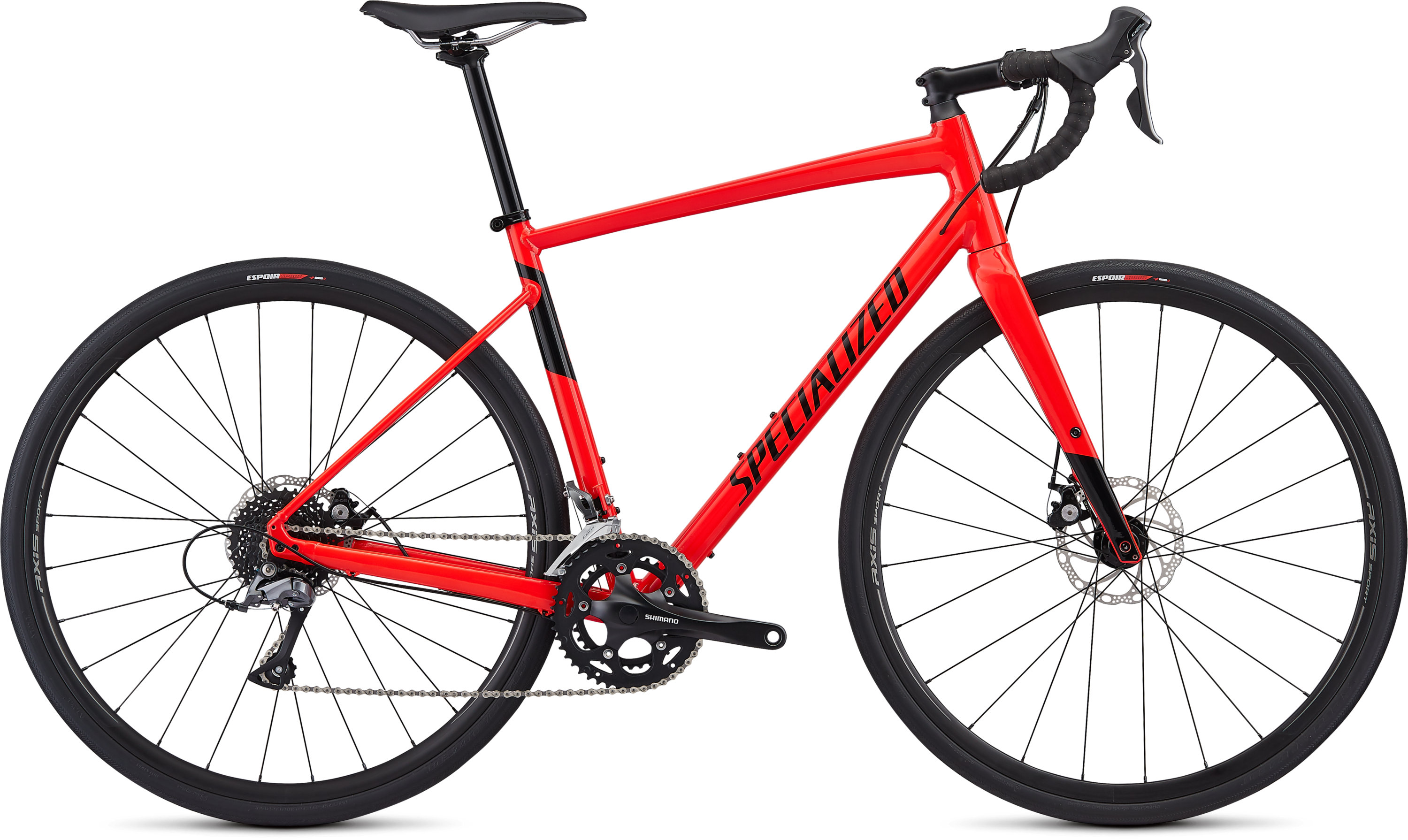Specialized Men´s Diverge E5 Gloss Rocket Red/Black 48 - Pulsschlag Bike+Sport