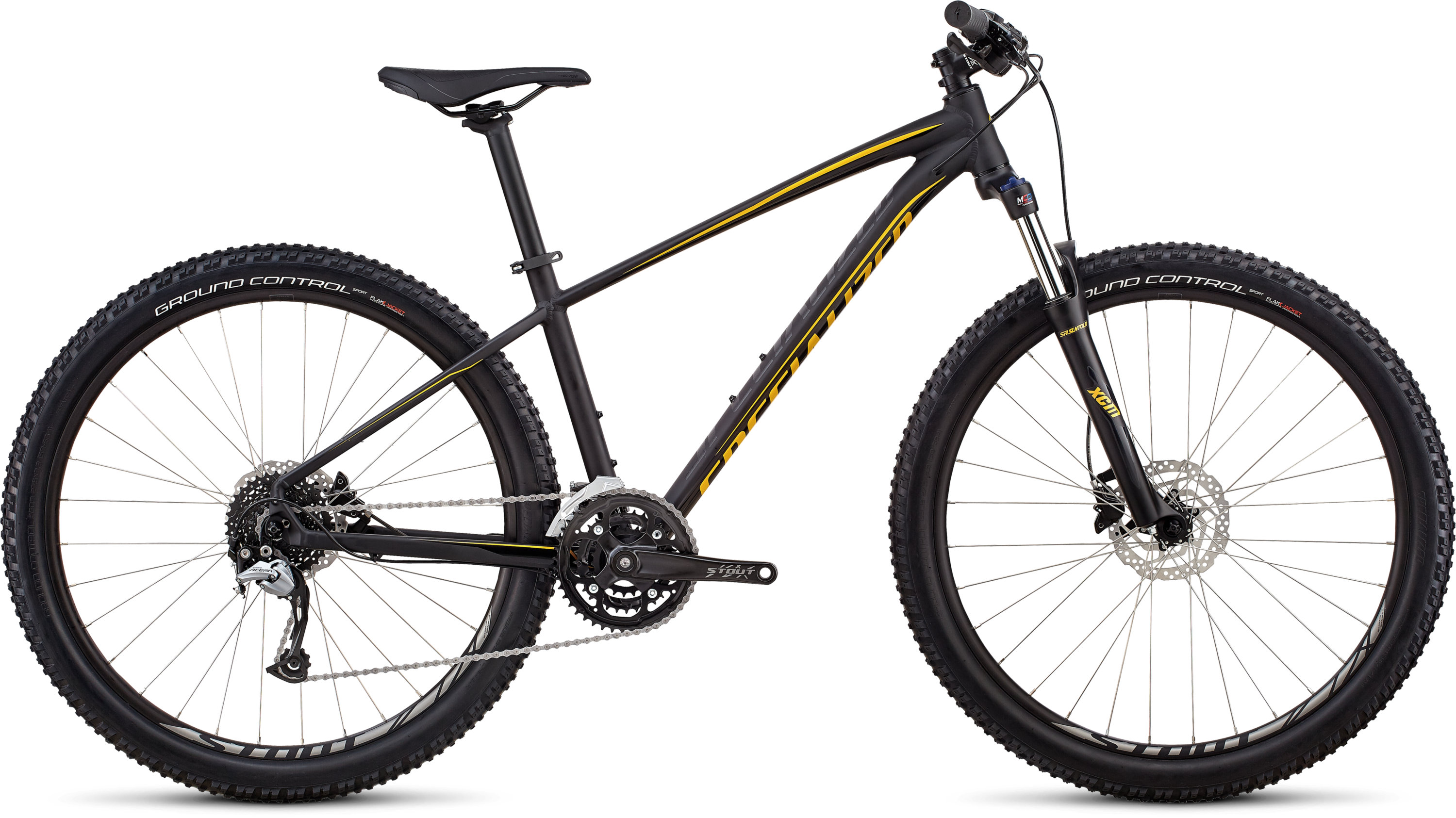 Specialized Men´s Pitch Comp 27.5 SATIN GLOSS BLACK / BLACK / COPPER CHROME XS - Pulsschlag Bike+Sport