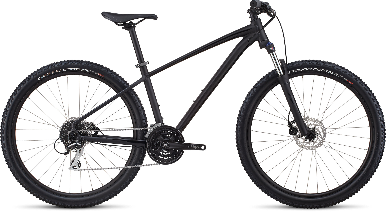 Specialized Men´s Pitch Sport 27.5 SATIN GLOSS BLACK / BLACK L - Pulsschlag Bike+Sport