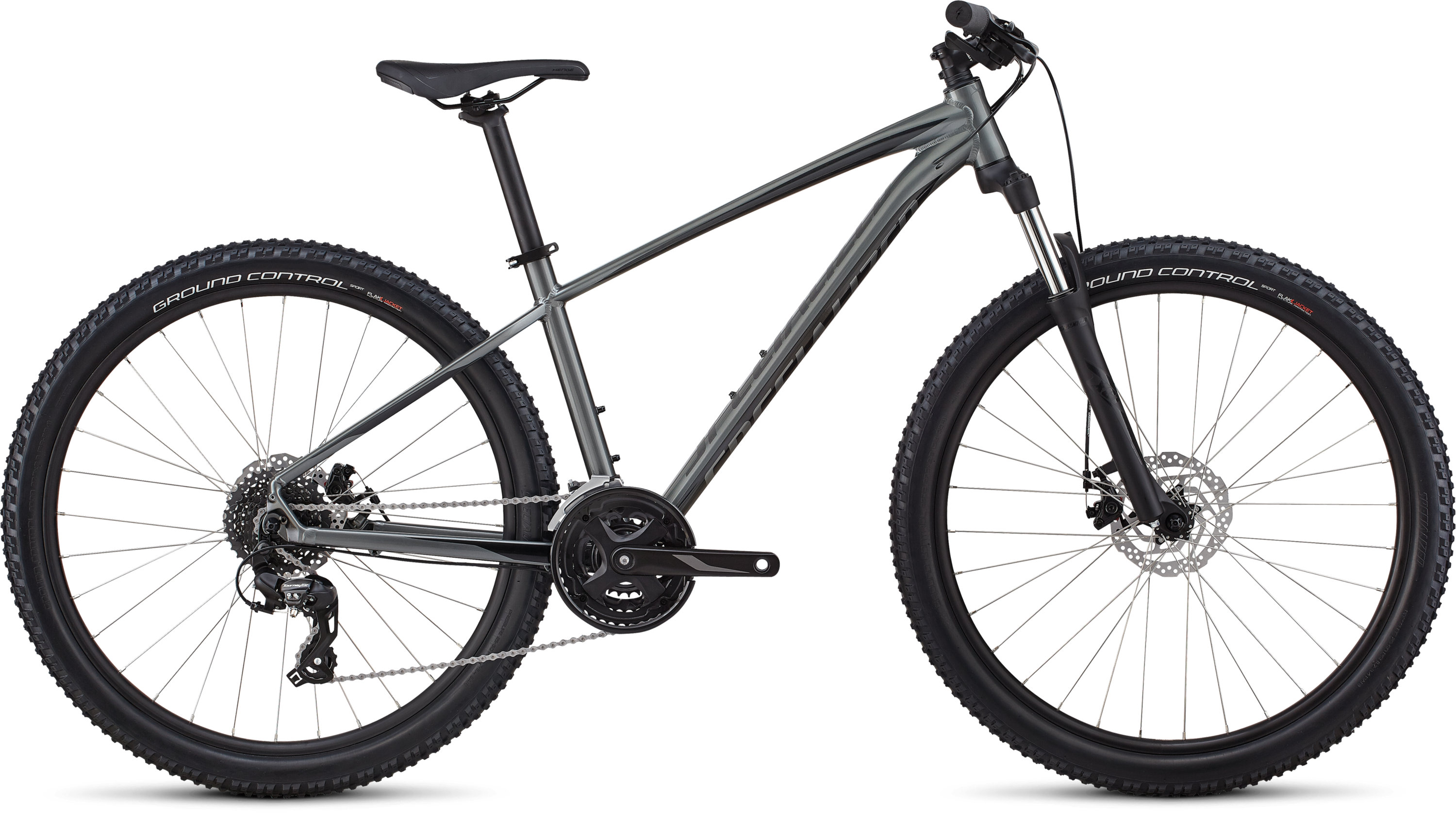 Specialized Men´s Pitch 27.5 SATIN CHARCOAL / BLACK XS - Pulsschlag Bike+Sport