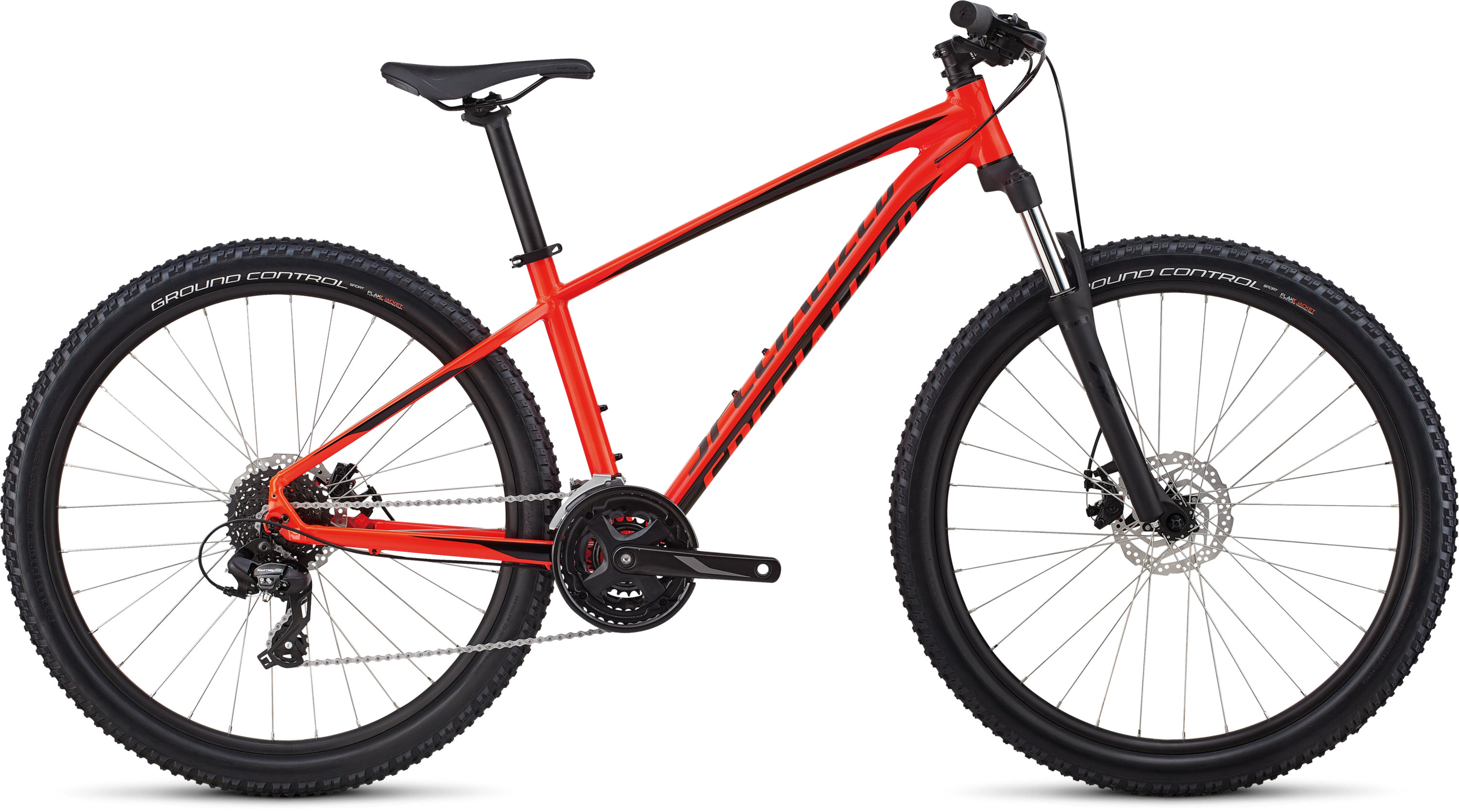 Specialized Men´s Pitch 27.5 GLOSS ROCKET RED / BLACK L - Pulsschlag Bike+Sport